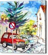 Serpa  Portugal 02 Bis Acrylic Print