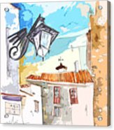 Serpa  Portugal 09 Bis Acrylic Print