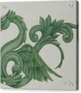 Serpent Acrylic Print