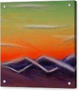 Serpent Horizon Acrylic Print