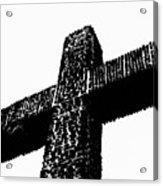 Serra Cross Acrylic Print