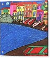 Sestri Levante Italy Acrylic Print
