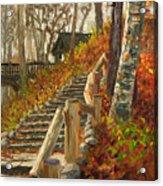 Seven Bridges Acrylic Print
