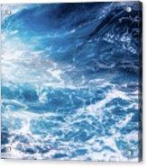 Seven Seas Acrylic Print