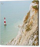 Seven Sisters Cliffs 16 Acrylic Print