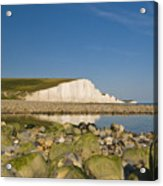 Seven Sisters Sussex Acrylic Print