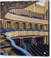 Severance Balcony And Main Floor Acrylic Print