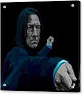 Severus Acrylic Print by Lisa Leeman