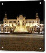 Sevilla Seville Andalucia Spain Acrylic Print