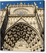 Seville - The Cathedral Acrylic Print