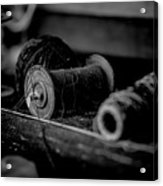 Sewing For Dummies Acrylic Print