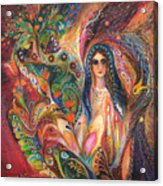 Shabbat Queen Acrylic Print