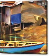 Shada District Acrylic Print