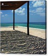 Shade By The Beach Acrylic Print