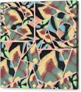 Shades Forward 2 Acrylic Print