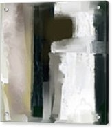 Shades Of Grey Acrylic Print
