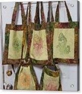 Shadi Handbags Acrylic Print