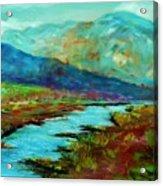 Shadow Brook Acrylic Print