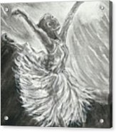 Shadow Dancer Acrylic Print