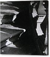 Shadow Steps Acrylic Print