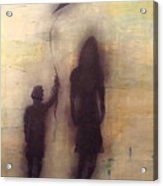 Shadows 2 Acrylic Print