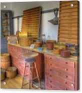 Shaker Seedroom 2 Acrylic Print