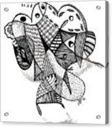 Shaman Acrylic Print