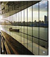 Shanghai City 13 Acrylic Print