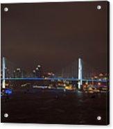 Shanghai Nanpu Bridge Acrylic Print