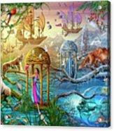 Shangri La Acrylic Print