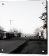 Shaniko Oregon 3 Acrylic Print