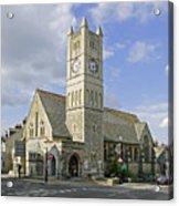 Shanklin United Reformed Church Acrylic Print
