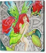 Shannon's Fairy Acrylic Print