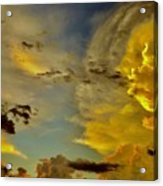 Shapes Of Heaven Acrylic Print