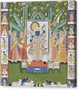 Sharad Utsav - V Acrylic Print