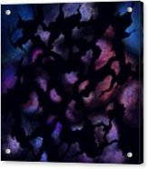 Shattered Perceptions Acrylic Print