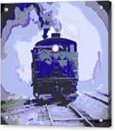 Shay 11 O Acrylic Print