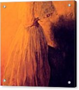 She Danced Acrylic Print