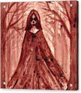 She Is... Acrylic Print