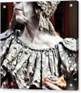 She Of Jackson Square Acrylic Print