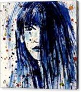 She Waits Acrylic Print