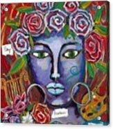 She Who Restores Wellness Acrylic Print