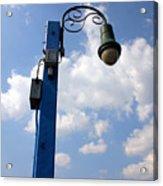 Sheepshead Street Lamps Acrylic Print