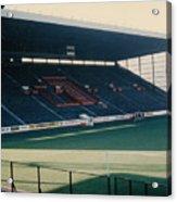 Sheffield United - Bramall Lane - South Stand 1 - 1970s Acrylic Print