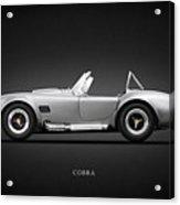 Shelby Cobra 427 Sc 1965 Acrylic Print