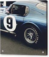 Shelby Cobra Daytona Coupe Acrylic Print