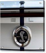 Shelby Gt500 Acrylic Print