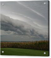 Shelf Cloud 16 Acrylic Print
