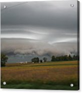 Shelf Cloud 6 Acrylic Print