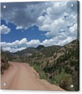 Shelf Road  Acrylic Print